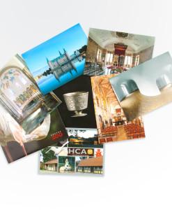 Postkort og gavemærker